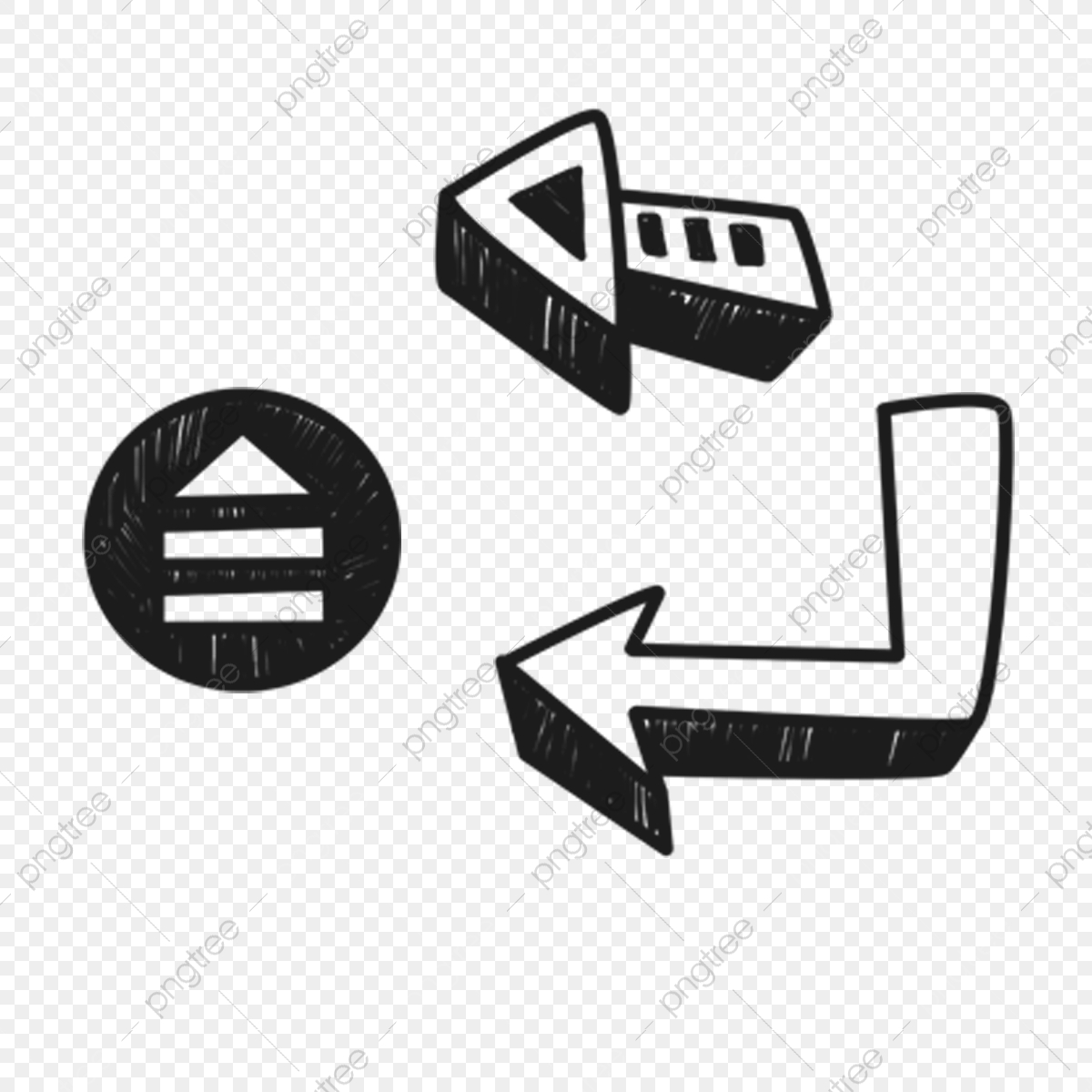 Black And White Hand Png Images Vector And Psd Files Free Download On Pngtree Find & download free graphic resources for black and white. https pngtree com freepng cartoon black and white hand drawn arrow picture turning 5509361 html