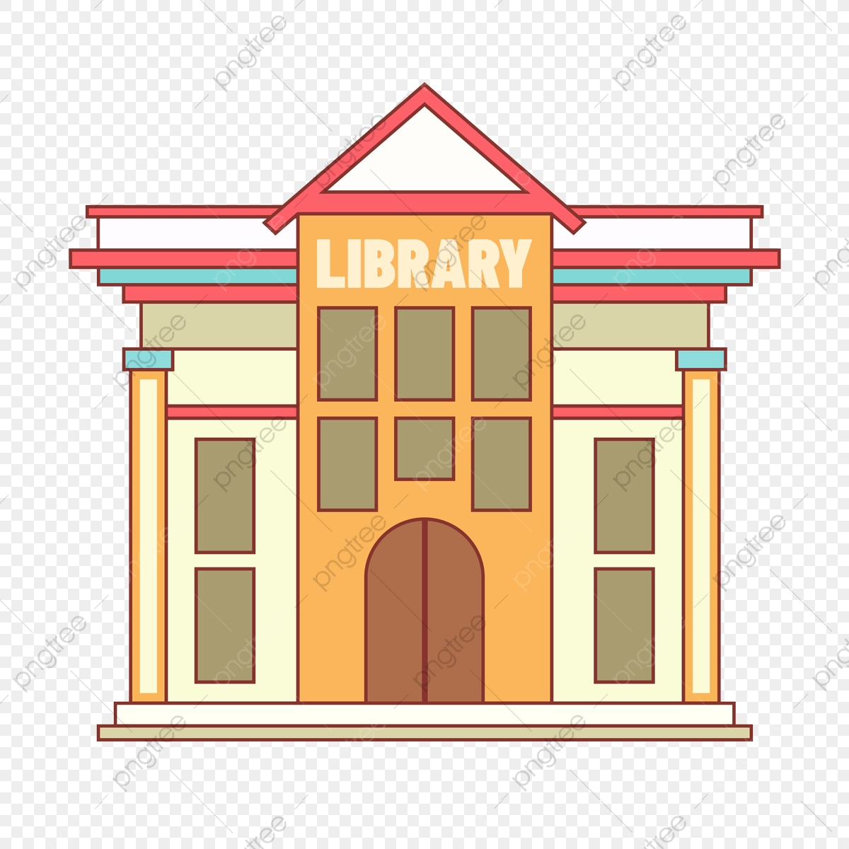 Library Clipart Png Images Vector And Psd Files Free Download On Pngtree