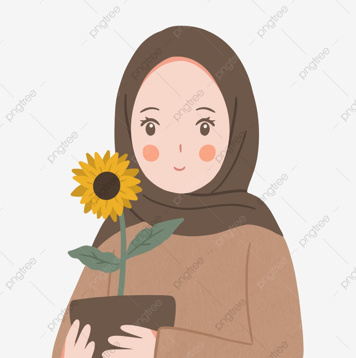 Hijab Png Images Vector And Psd Files Free Download On Pngtree