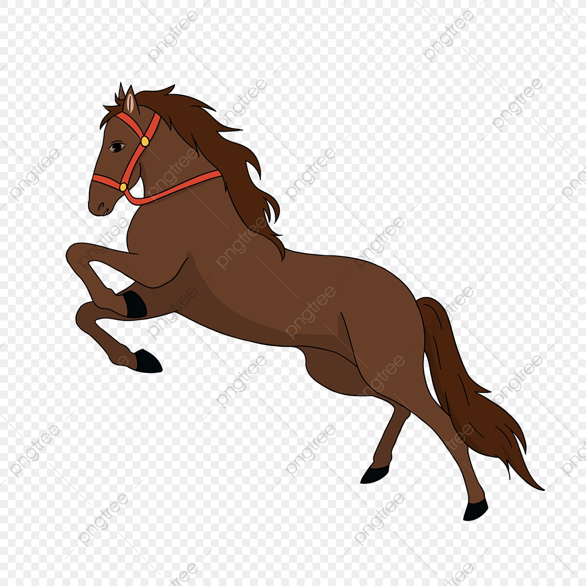 Jumping Horse Clipart Horse Clipart Jump Animal Png Transparent Clipart Image And Psd File For Free Download