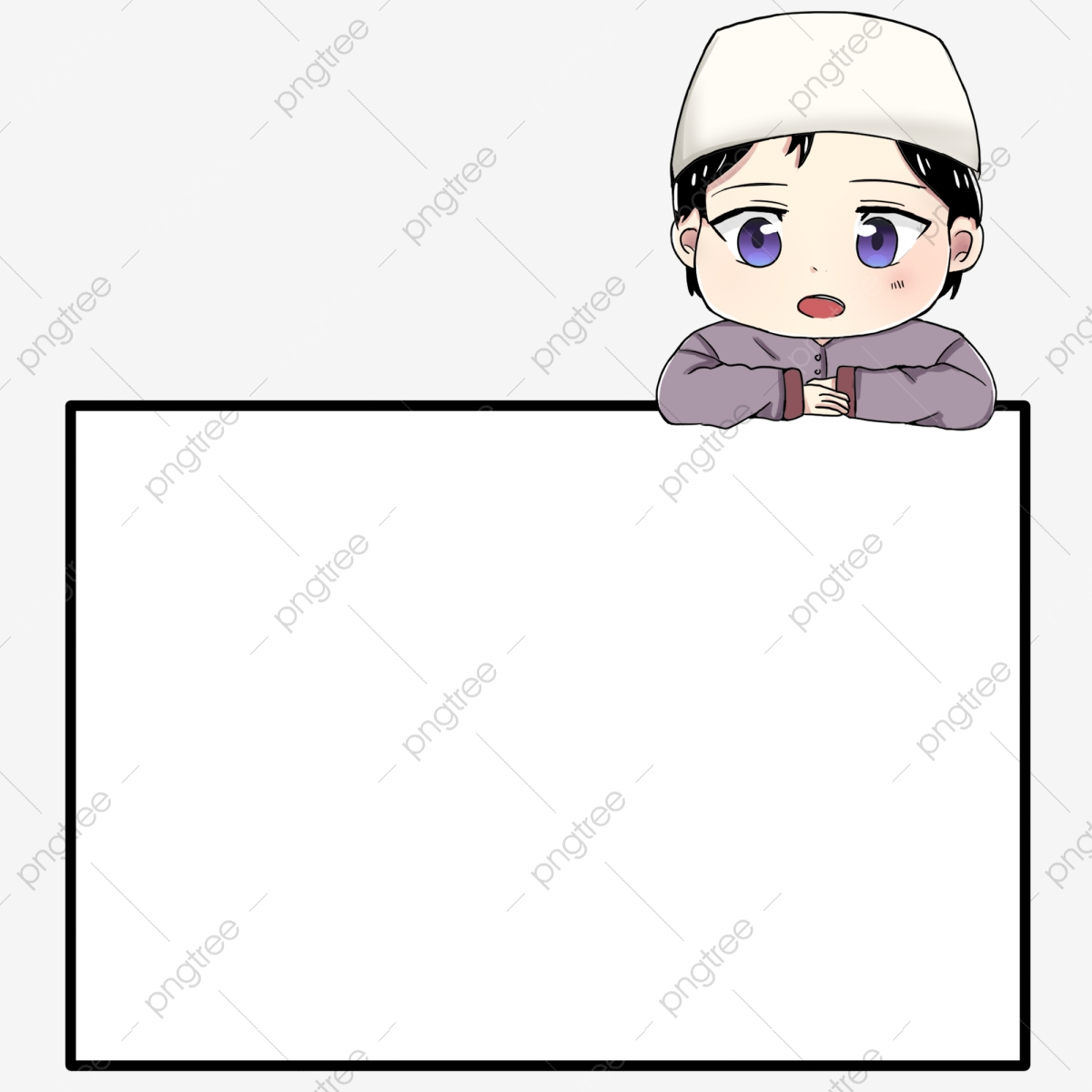 Anak Muslim Png Images Vector And Psd Files Free Download On Pngtree