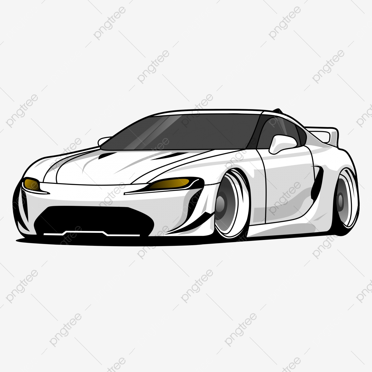 Sports Car Png Images Vector And Psd Files Free Download On Pngtree