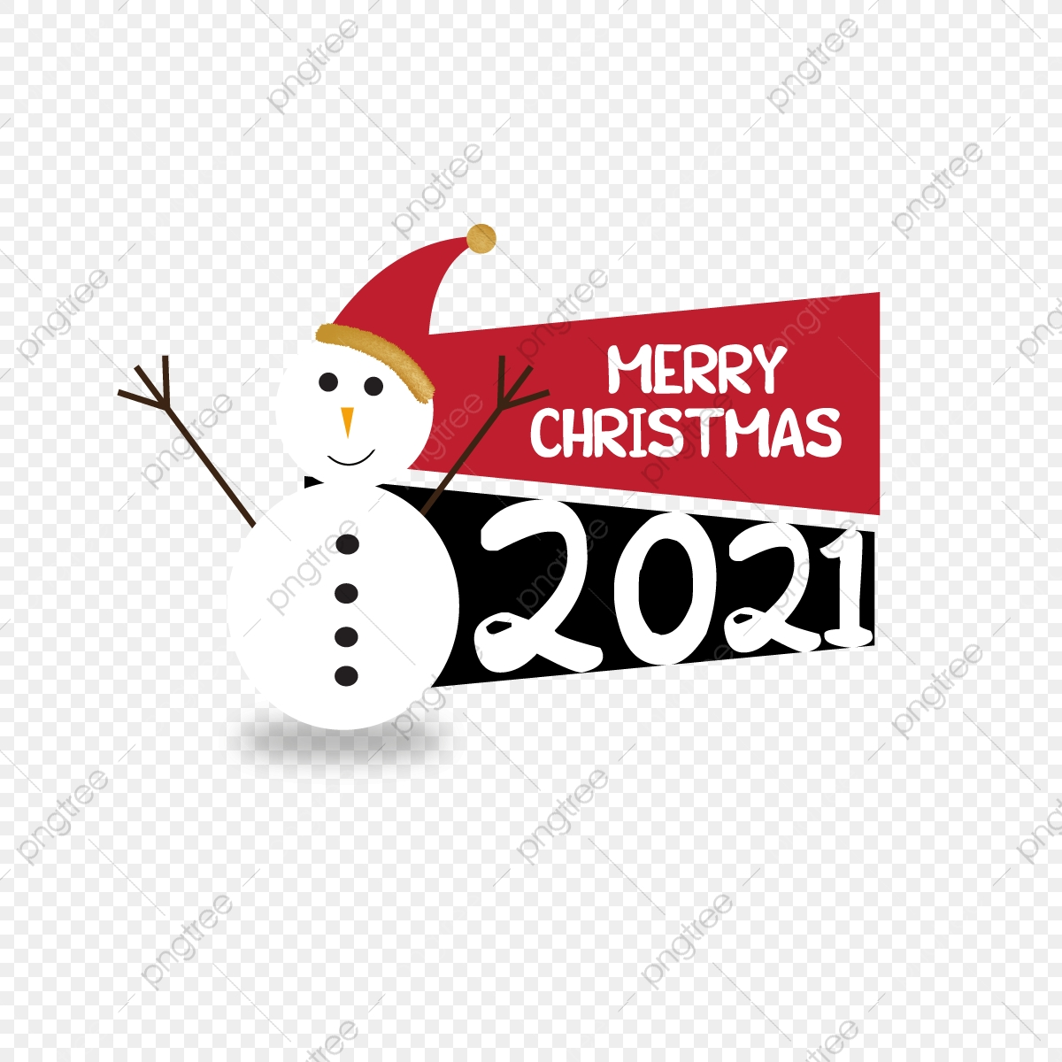 Chances For A White Christmas 2021 Christmas 2021 With White Snowman Quarantine Covid 19 Coronavirus Png And Vector With Transparent Background For Free Download