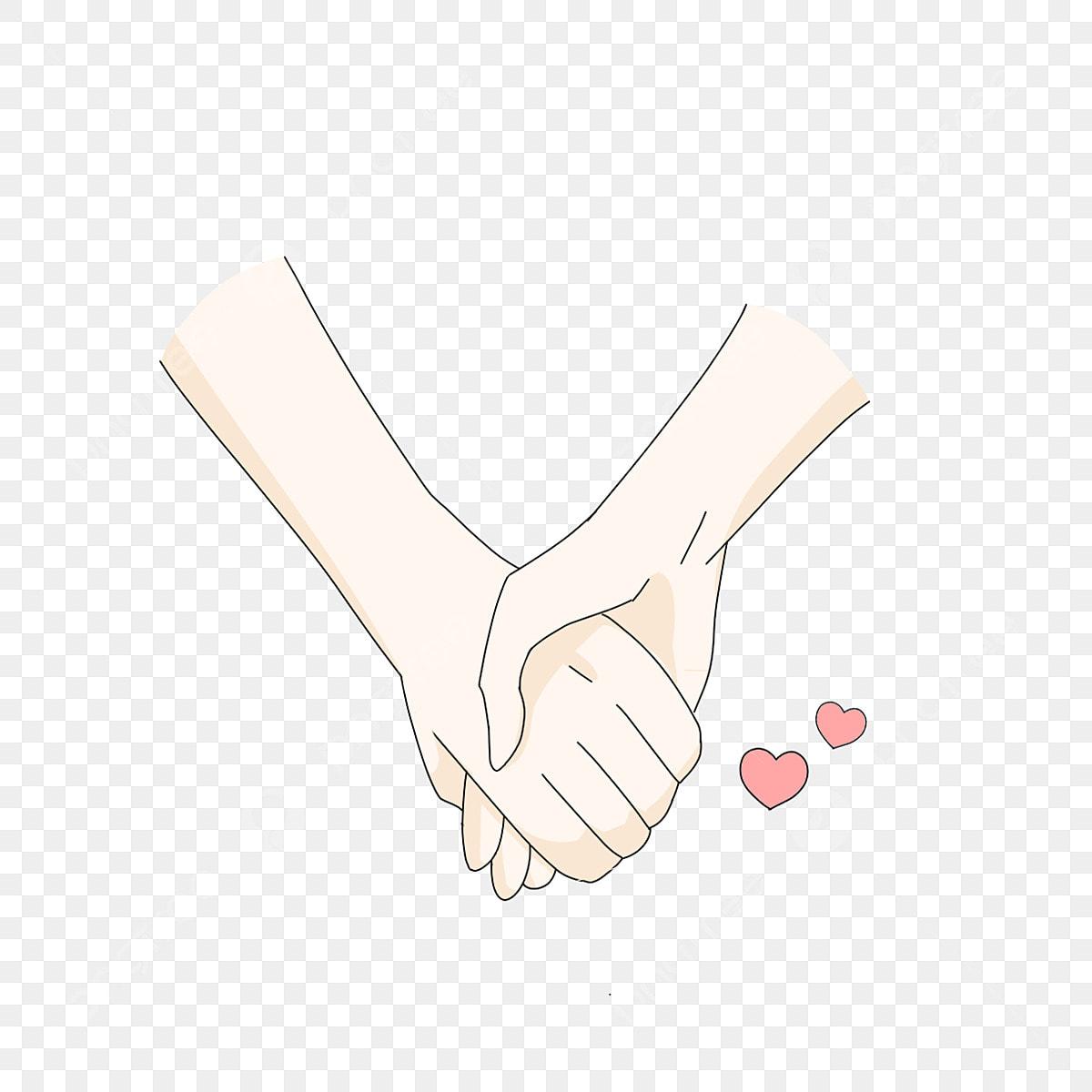Halten zeichen händchen Händchen halten: