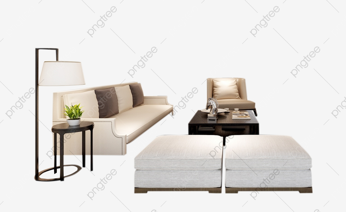 Modern Minimalist Style Furniture Sofa Living Room Indoor Effect Sofa Png Transparent Image And Clipart For Free Download