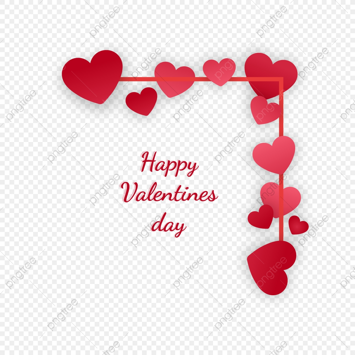 Happy Valentines Day Png Images Vector And Psd Files Free Download On Pngtree
