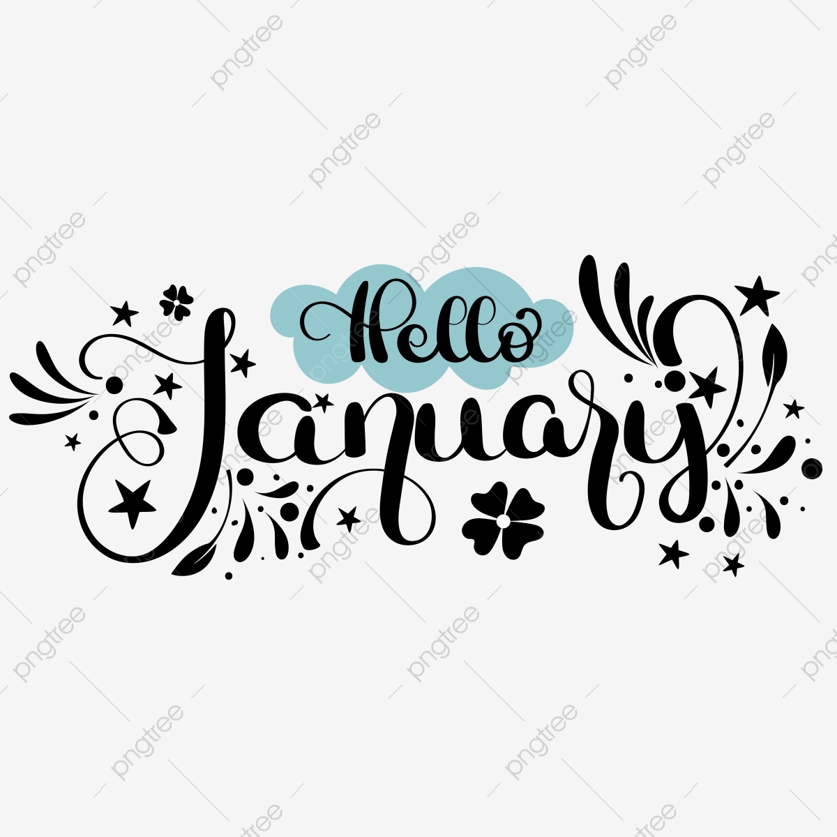 January Png Images Vector And Psd Files Free Download On Pngtree Check out our hand lettering png selection for the very best in unique or custom, handmade pieces from our art & collectibles shops. https pngtree com freepng hello january month text hand lettering with ornaments 5719829 html