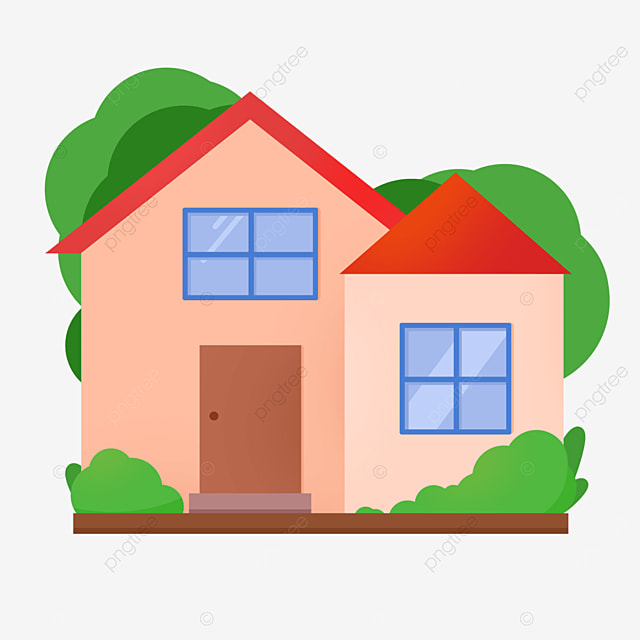 chic and smart home clipart