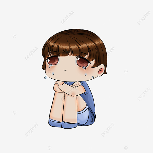 Original Anime Girl Lonely Helpless Loveless Crying Sad Cartoon Character Cartoon Hand Drawn Cartoon Anime Png Transparent Clipart Image And Psd File For Free Download