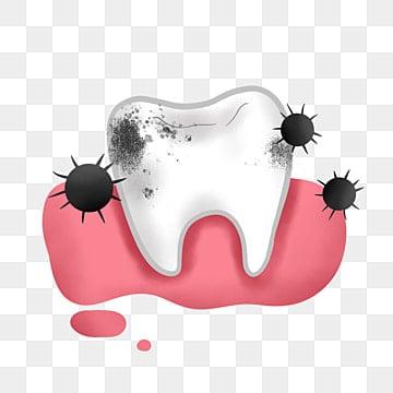 تسوس الأسنان Png الصور ناقل و Psd الملفات تحميل مجاني على Pngtree