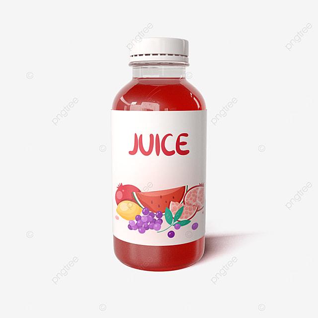 cute juice packaging