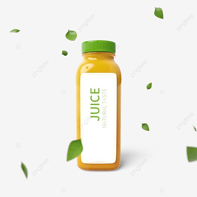 fresh juice packaging