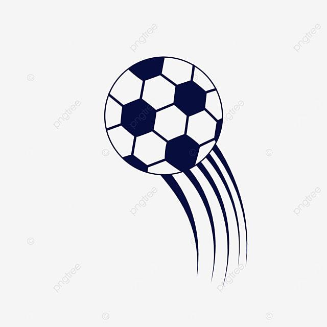 cartoon football clipart black and white