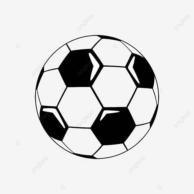 Football Clipart Black And White Football Clipart Black And White Football Decoration Decoration Clipart Png Transparent Clipart Image And Psd File For Free Download