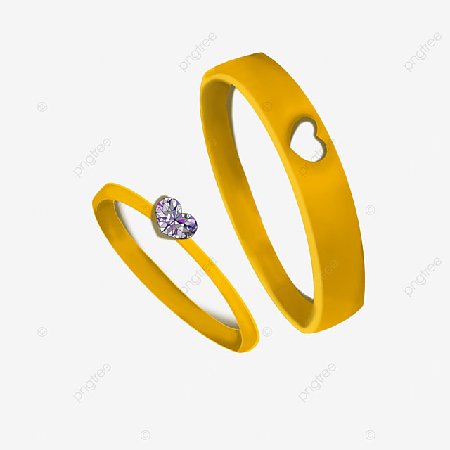 love diamond couple ring clip art