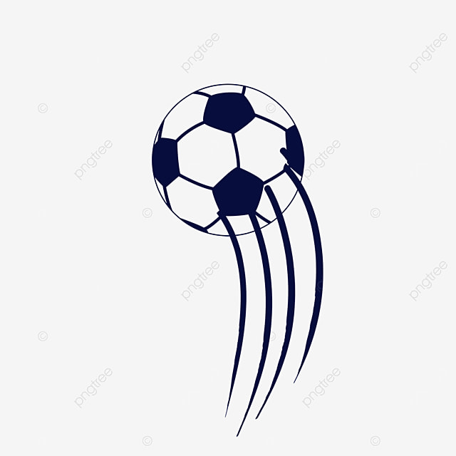 spinning football clipart black and white