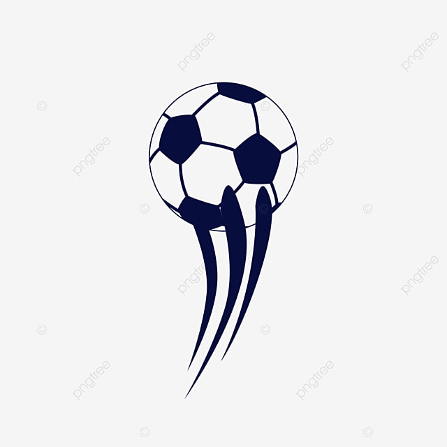 sports football clipart black and white
