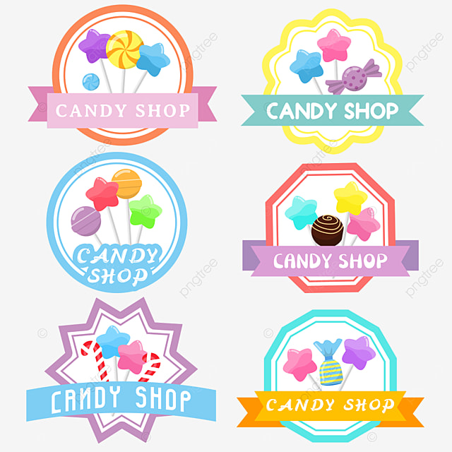 five star colorful candy store