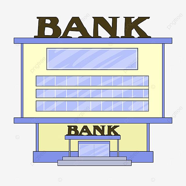bank clip art cartoon style clipart light yellow office building bank high rise building
