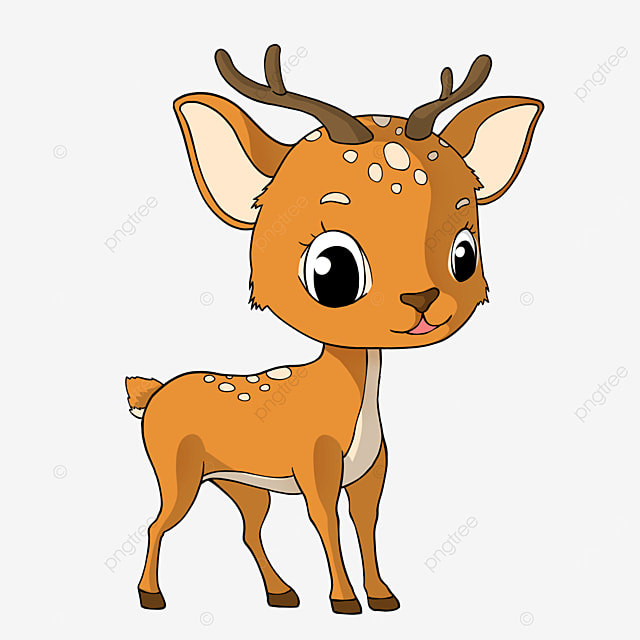 cute cartoon animal