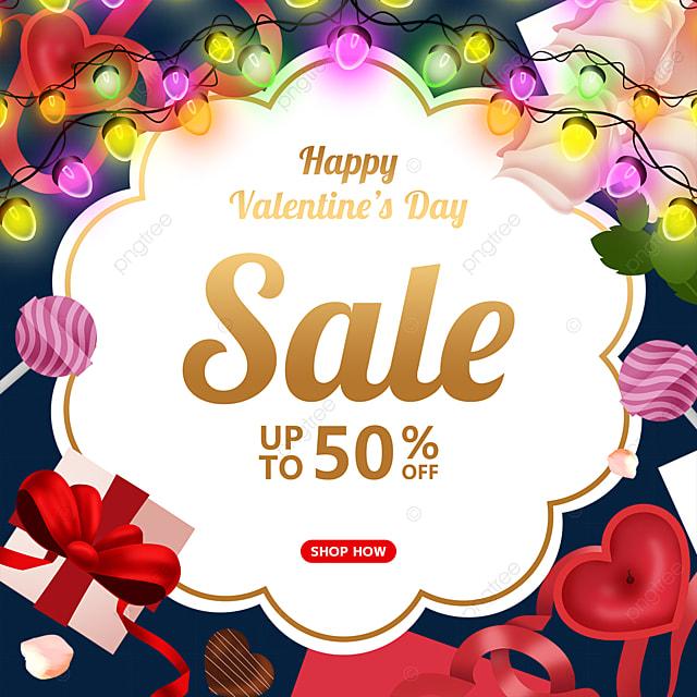 light bulb lollipop love gift box valentines day promotion label