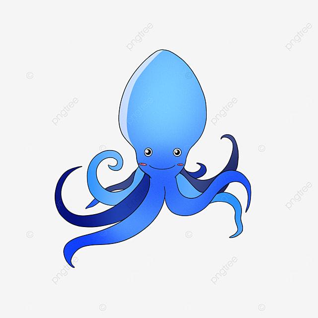 sea animal octopus clipart