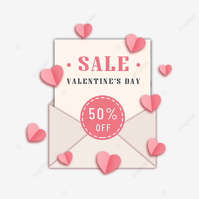 valentines day promotion love festival