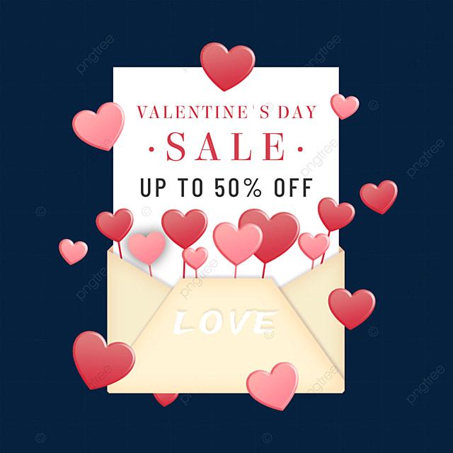 valentines day promotion romantic love