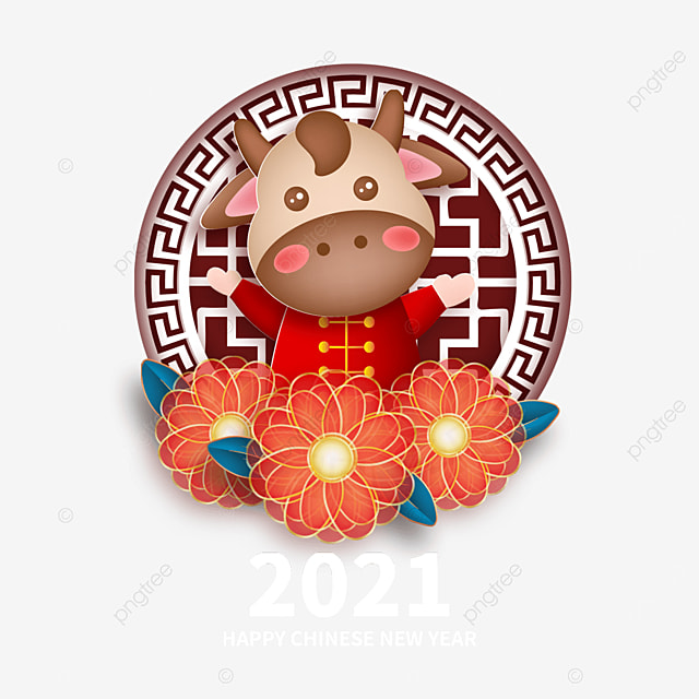 chinese new year traditional pattern