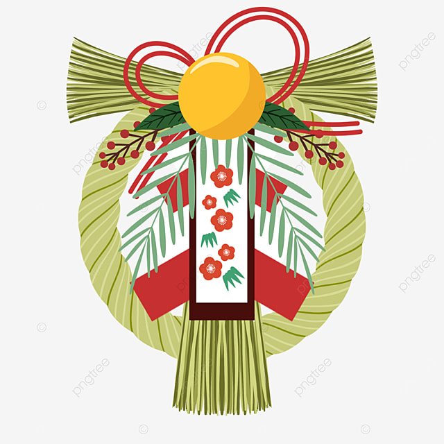 cute style japanese traditional festival decoration note rennet