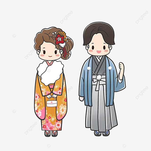 japanese bar mitzvah cartoon image