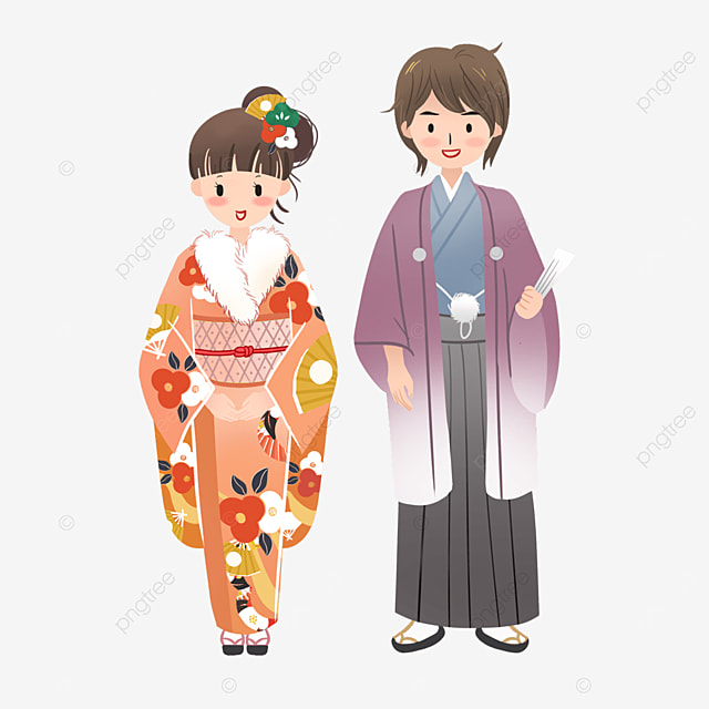 japanese coming of age ceremony traditional costume