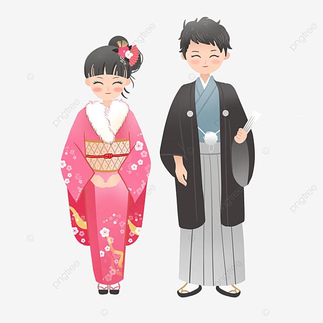 japanese coming of age kimono costumes