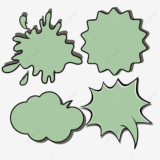 green pop style dialog