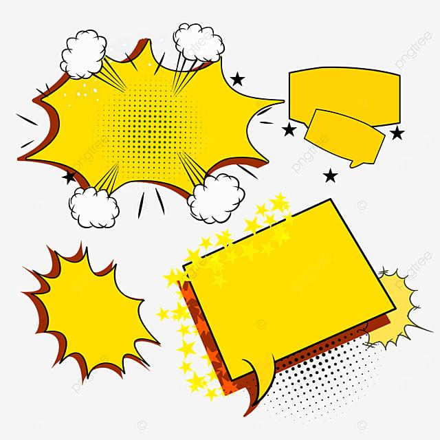 yellow dot pop style dialog
