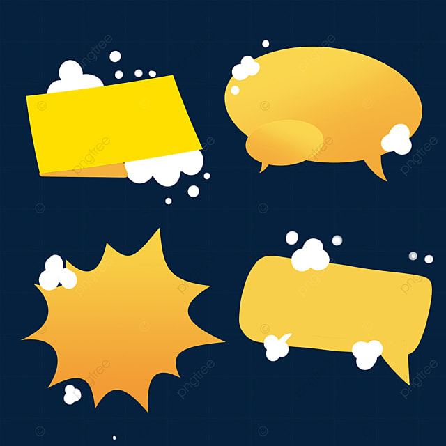 yellow gradient pop style dialog