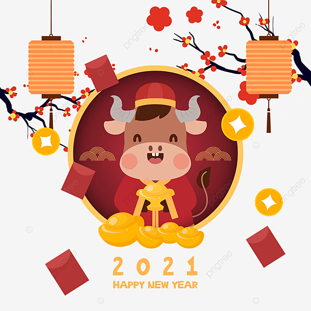 chinese new year in the year of the ox