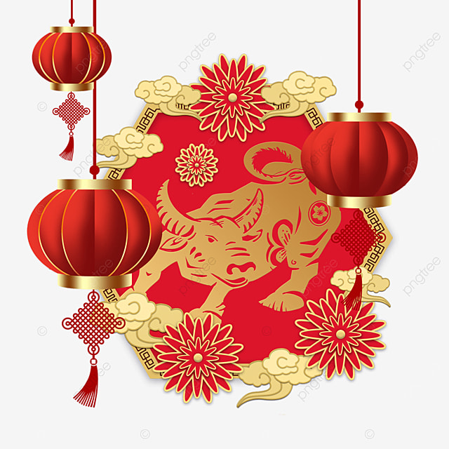 new year spring festival lantern xiangyun