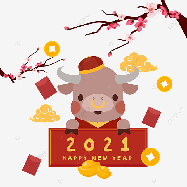 new years eve in the year of the ox
