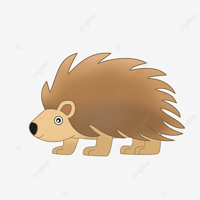 beast porcupine clip art