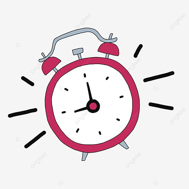clock alarm bell clip art