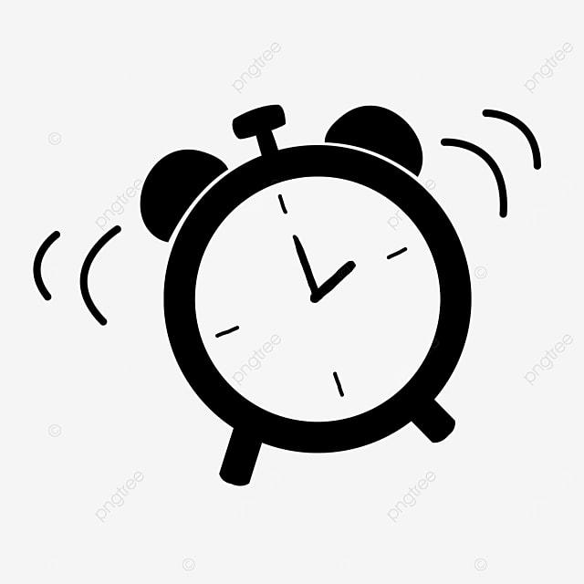 clock alarm clip art