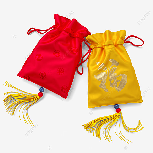 exquisite new year lucky bag