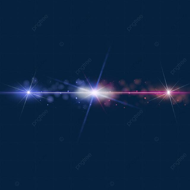 light beam collision light effect line creativity