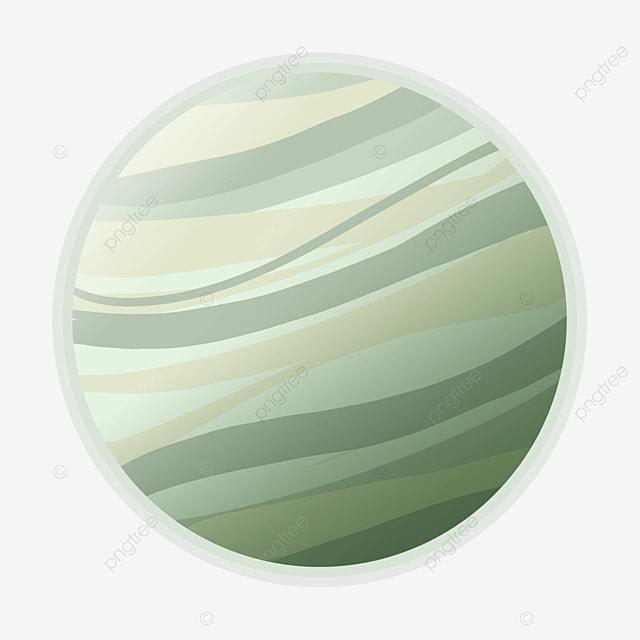 light green venus clip art