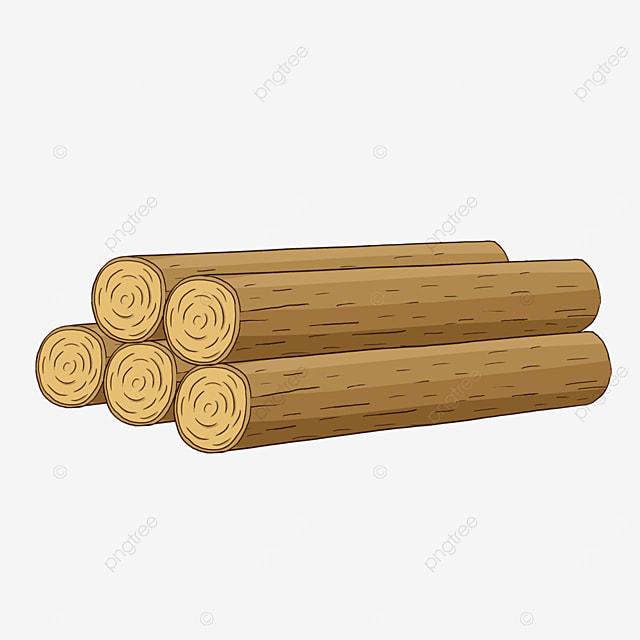 multiple stump wood clip art