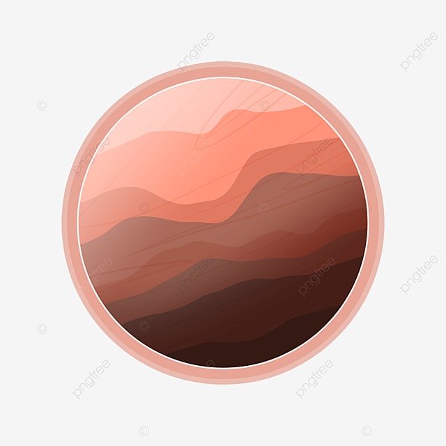 red brown venus clip art