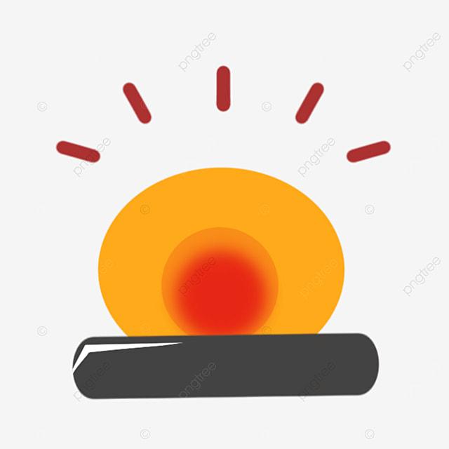 round alarm bell clip art