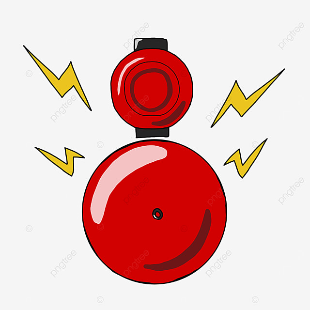 siren bell clip art