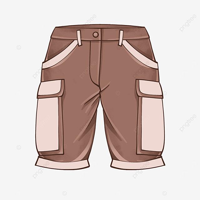 sports shorts clip art